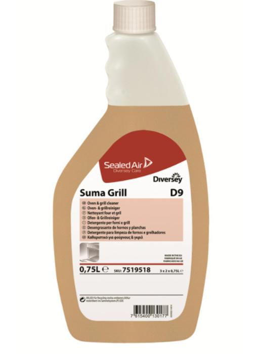 Suma Grill D9 -  1 pak 2x 0.75L
