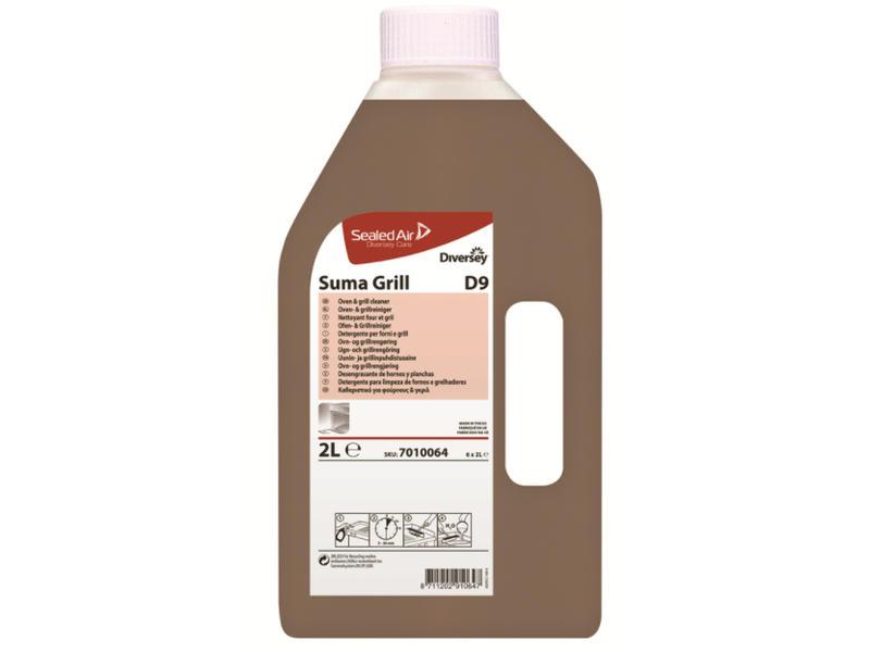 Johnson Diversey Suma Grill D9 - 2L