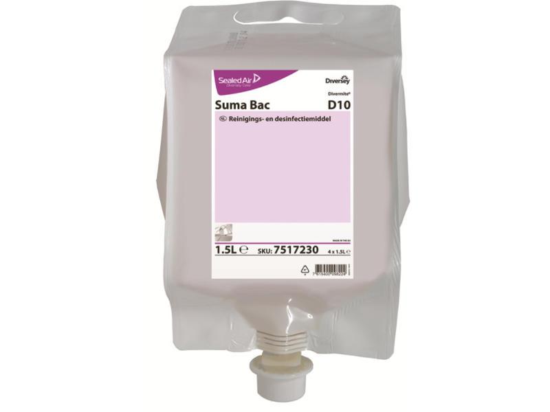 Johnson Diversey Suma Bac D10 - pouch 1,5L
