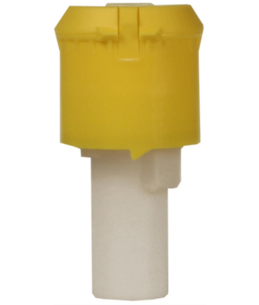 Doseerdop Suma Café (geel)