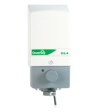 Johnson Diversey Divermite Plus SX dispenser - emmer reiniging