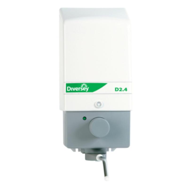 Divermite Plus SX dispenser - emmer reiniging