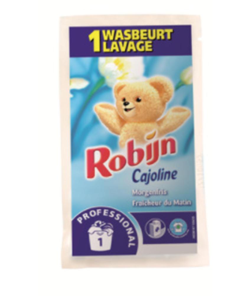 Robijn Prof. Wasverzachter Sachets Morgenfris 50 ml / 1 wasbeurt