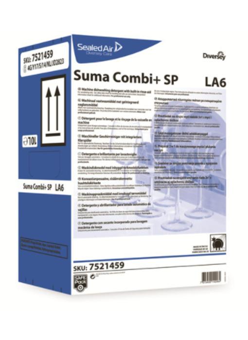 Suma Combi+ LA6 - SafePack 10L