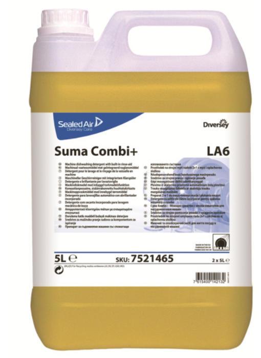 Suma Combi+ LA6 - 5L
