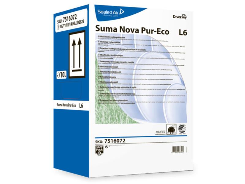 Johnson Diversey Suma Nova Pur-Eco L6 - Safepack 10L