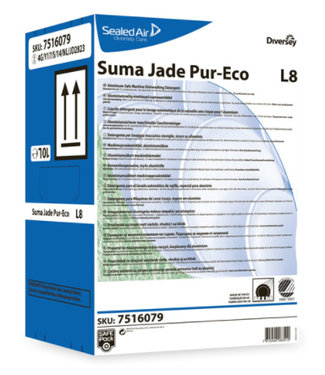 Johnson Diversey Suma Jade Pur-Eco L8 - Safepack 10L