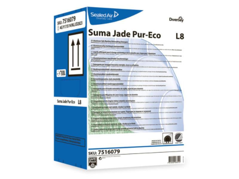 Johnson Diversey Suma Jade Pur-Eco L8 - Safepack 10L