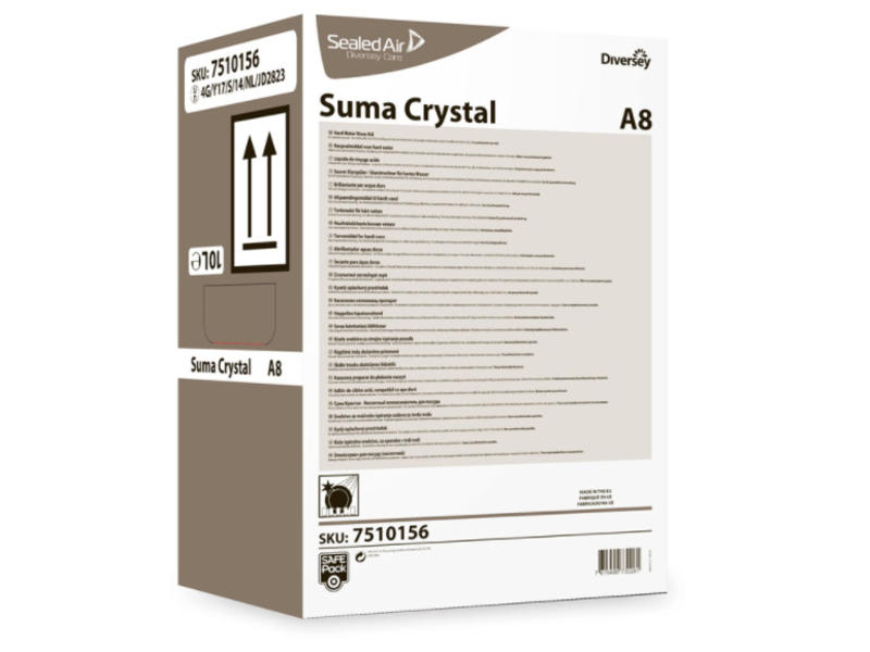 Johnson Diversey Suma Crystal A8 - 10L