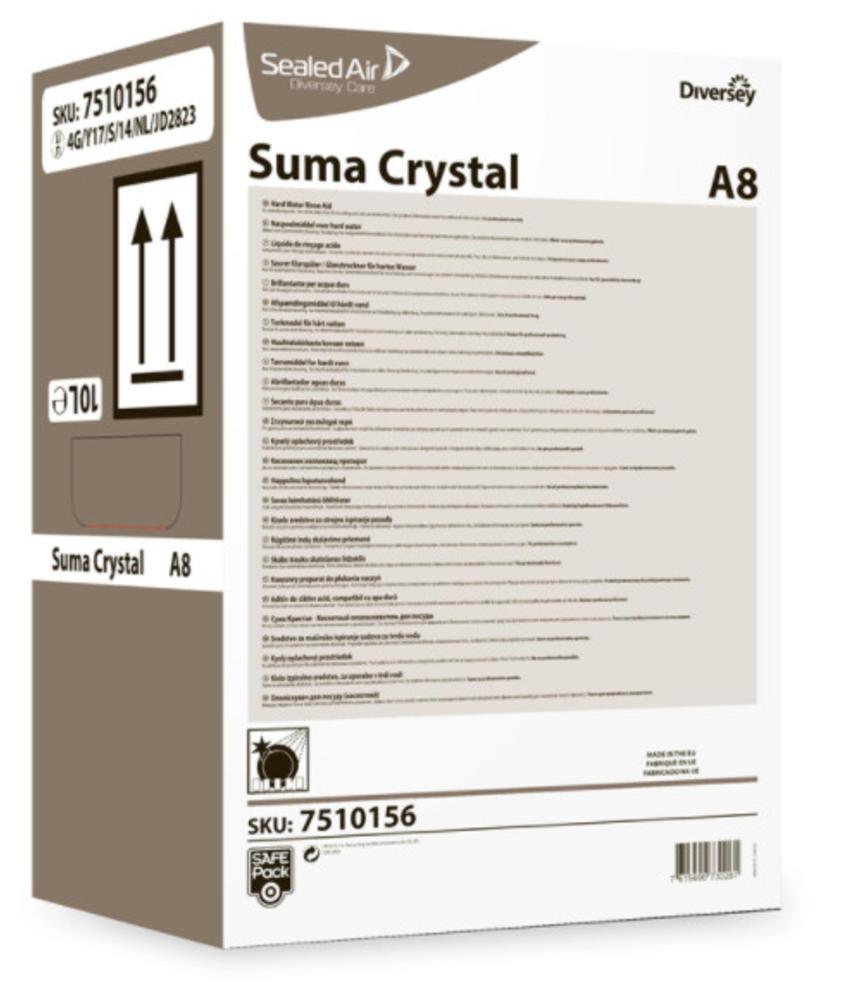 Suma Crystal A8 - 10L