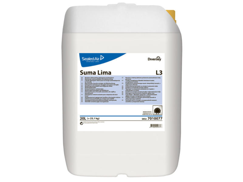 Johnson Diversey Suma Lima L3 - 20L