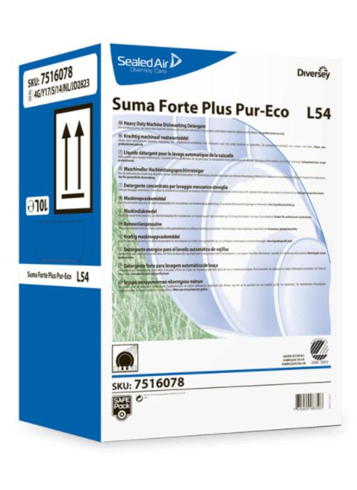 Suma Forte plus Pur-Eco L54 - Safepack 10L