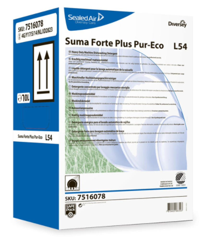 Suma Forte plus Pur-Eco L54 - Safepack 10L