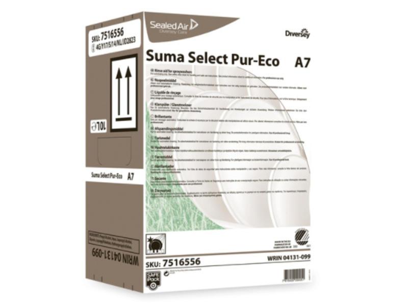 Johnson Diversey Suma Select Pur-Eco A7 - Safepack 10L