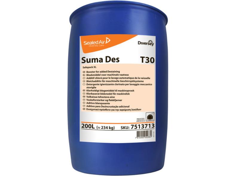 Johnson Diversey Suma Des T30 - Safepack XL 200L