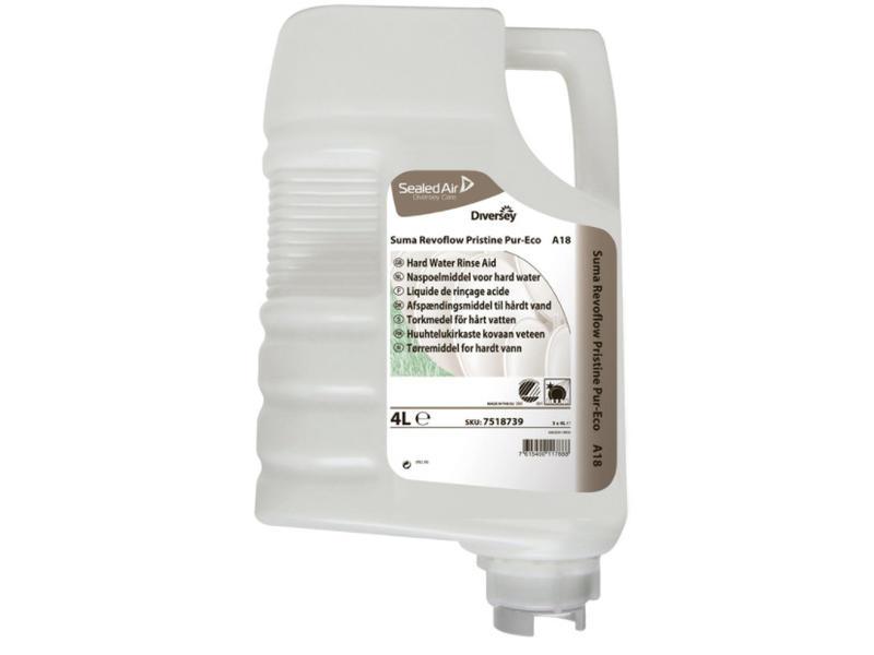 Johnson Diversey Suma Revoflow Pristine Pur-Eco A18 - 4L