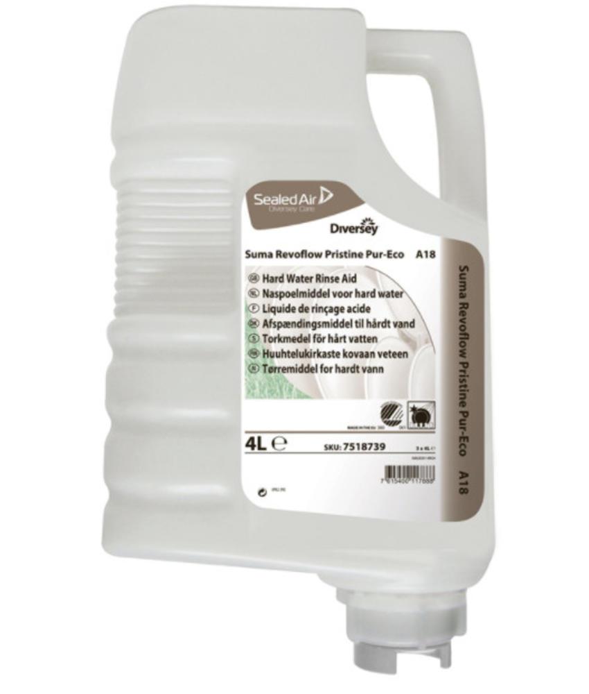 Suma Revoflow Pristine Pur-Eco A18 - 4L