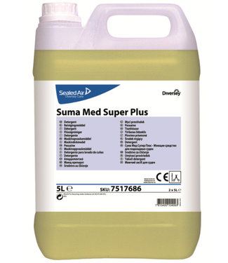 Johnson Diversey Suma Med Super Plus - 5L