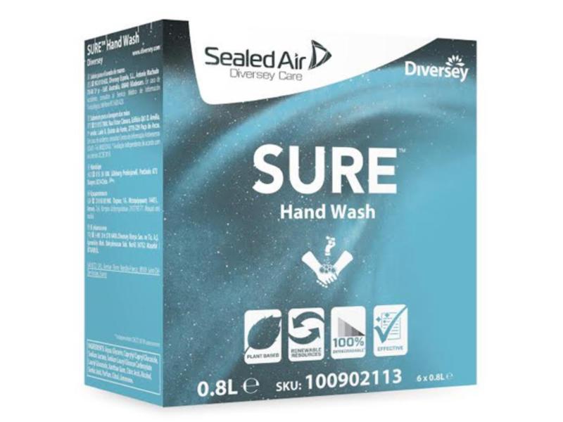 Johnson Diversey SURE Hand Wash 800 ml