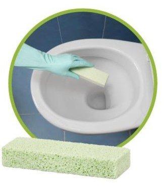 Puimsteen WC Schoonmaakblok - 4 stuks