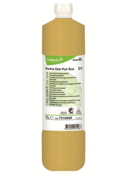 Suma Star Pur-Eco D1 - flacon 1 liter