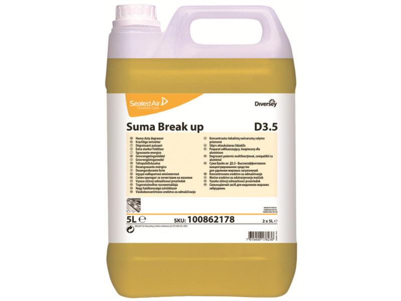 Johnson Diversey Suma Break Up D3.5 - can 5L