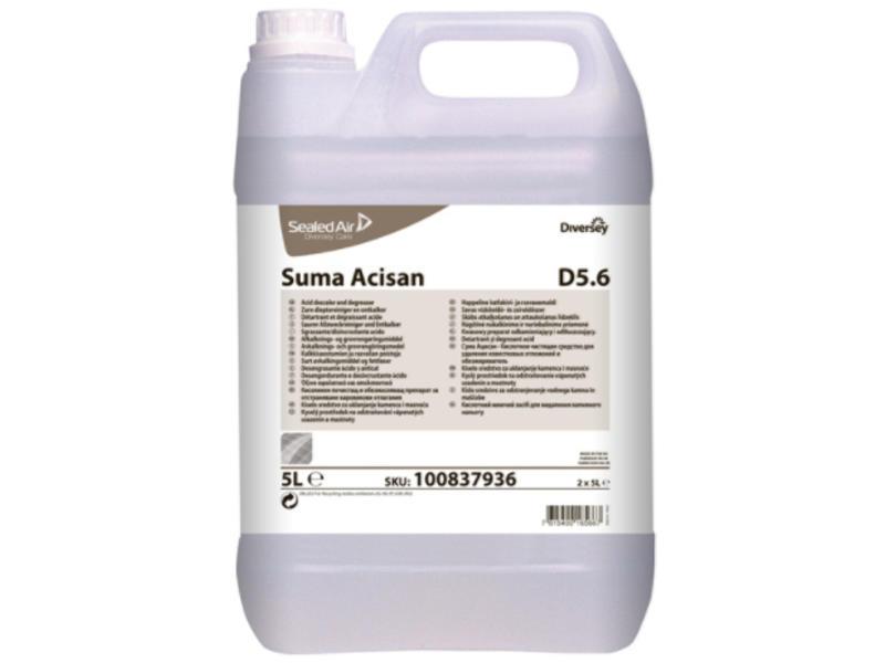 Johnson Diversey Suma Acisan D5.6 - can 5L