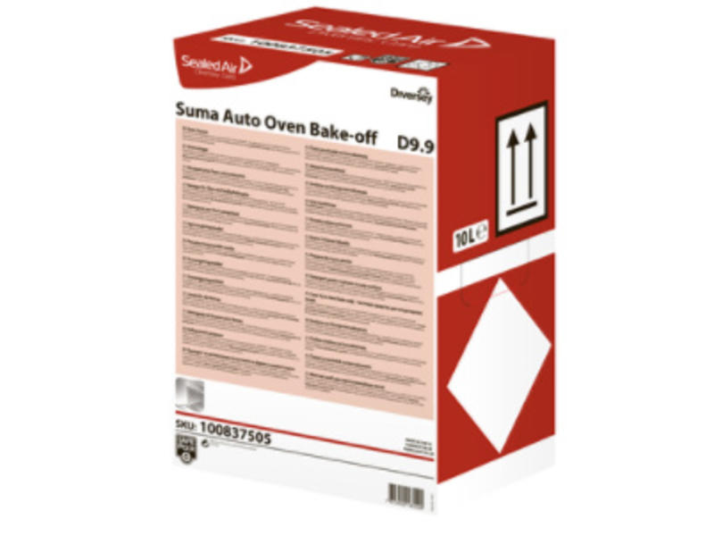 Johnson Diversey Suma Auto Oven Bake-off D9.9 - SafePack 10L