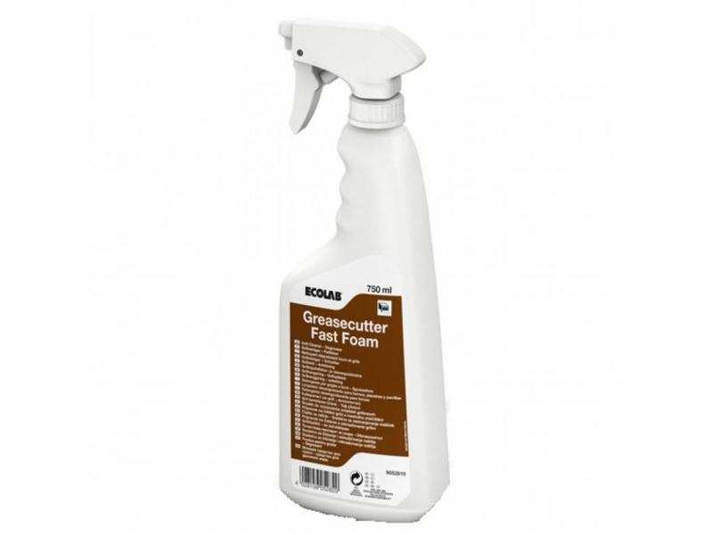 Ecolab Ecolab Greasecutter Fast Foam 4x750ml