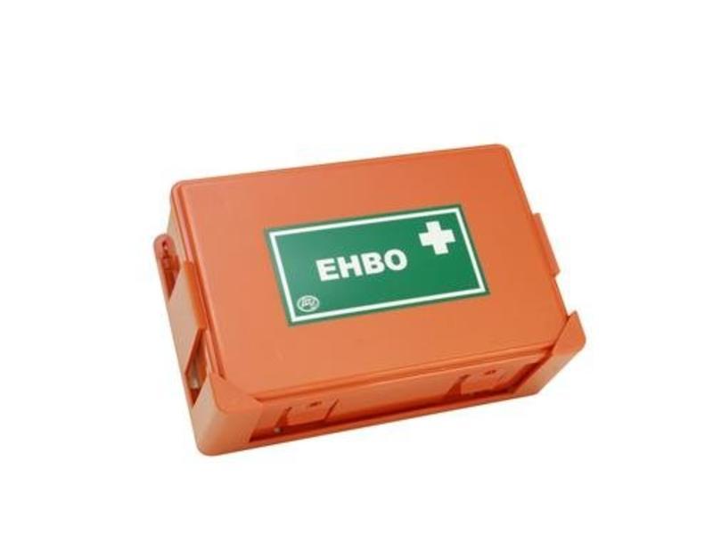 EHBO Toolpack B verbandkoffer + wandhouder
