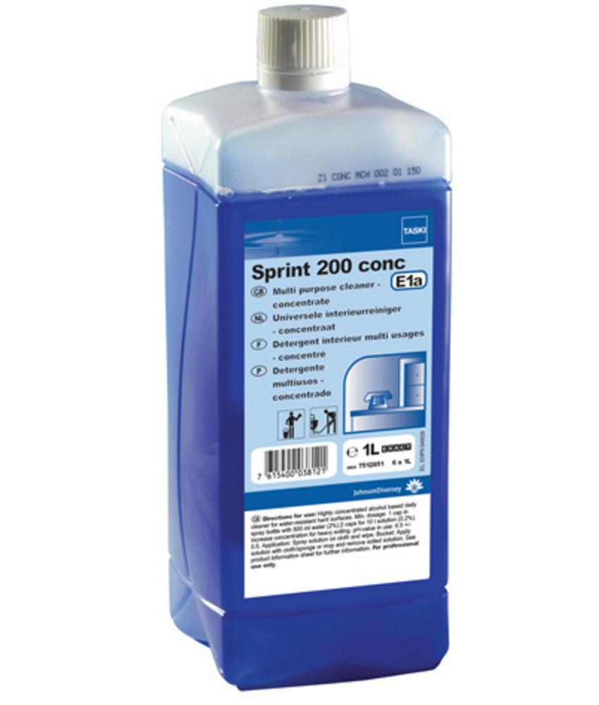TASKI Sprint 200 NC conc - 1L Navulflacon