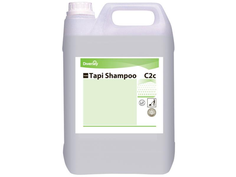 Johnson Diversey TASKI Tapi Shampoo - 5L