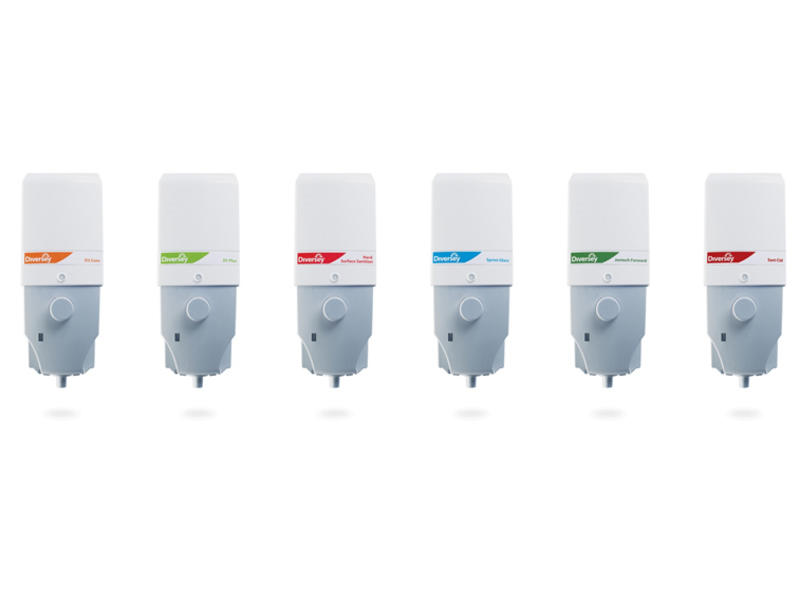 Johnson Diversey Diverflow SL R-Gap Low Flow dispenser (excl. installatie-onderdelen)