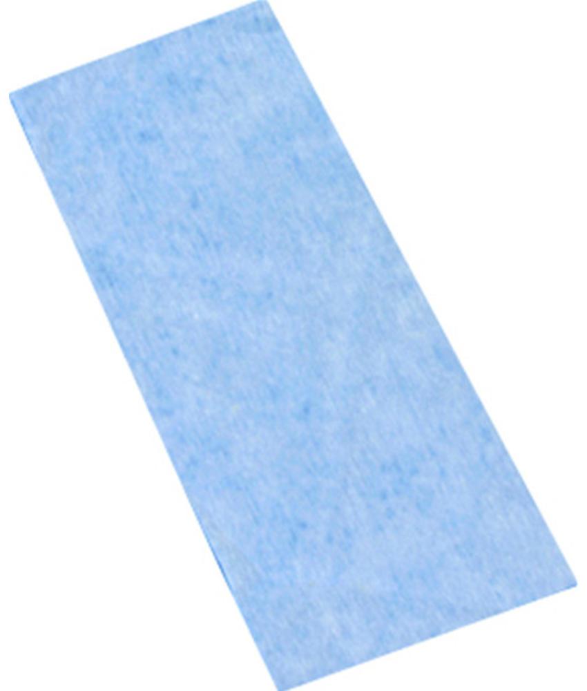 TASKI vloerwisdoek 60 x 25 cm, blauw 18 gram - 20x50 stuks
