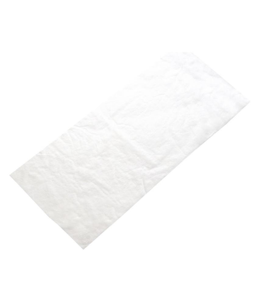TASKI vloerwisdoek 60 x 25 cm, wit, 18 gram - 20 x 50 stuks