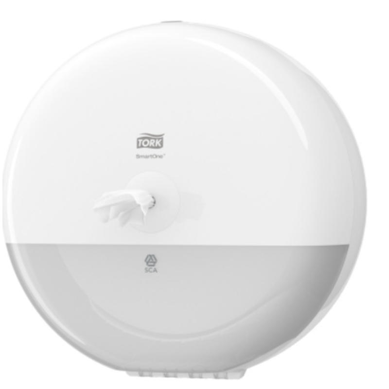 Tork SmartOne® Toiletpapier Dispenser Kunststof Elevation Wit T8
