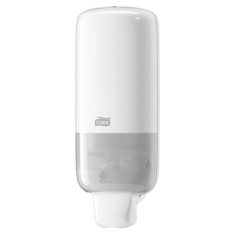 Tork Schuimzeep Dispenser Wit S4