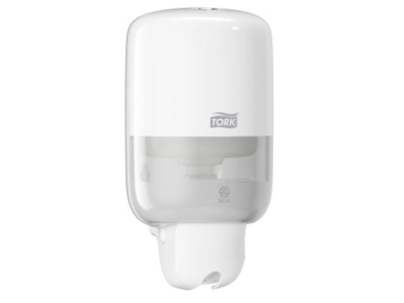 Tork Tork Mini Vloeibare Zeep Dispenser Kunststof Wit S2