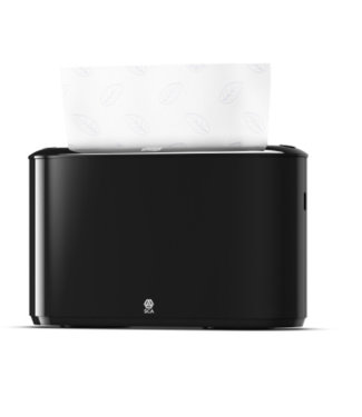 Tork Tork Xpress® Multifold Countertop Handdoek Dispenser Kunststof Zwart H2