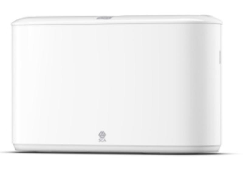 Tork Tork Xpress® Multifold Countertop Handdoek Dispenser Kunststof Wit H2