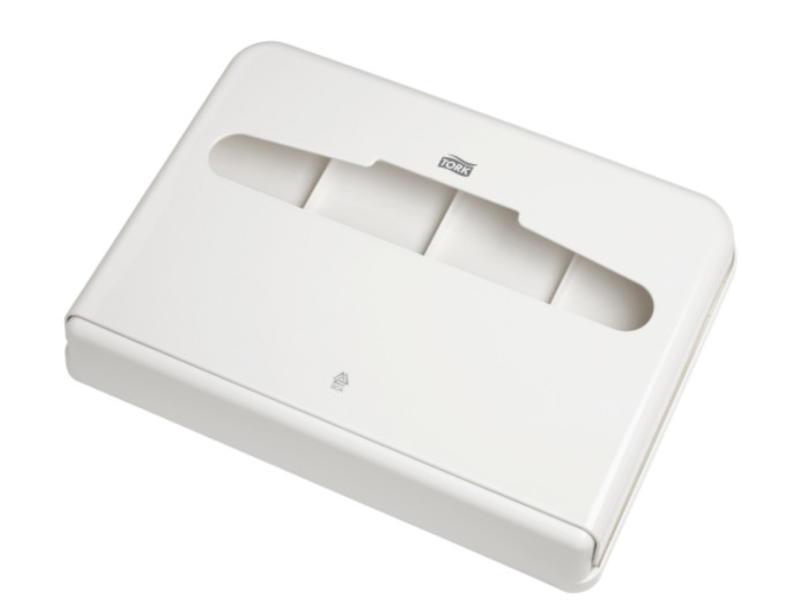 Tork Tork Toiletbril Afdekhoes Dispenser Kunststof Wit V1