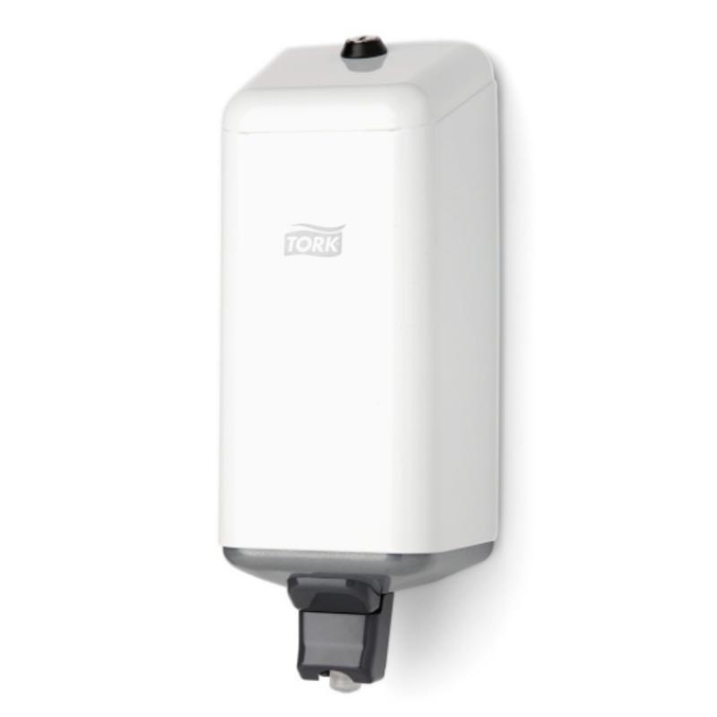 Tork Vloeibare Zeep Dispenser Metaal Wit S1