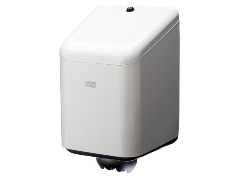 Tork Tork Centerfeed Poetspapier Dispenser Metaal Wit M2