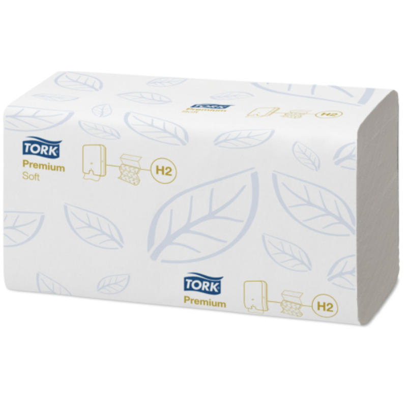 Tork Xpress® Zachte Multifold Handdoek 2-laags Wit H2 Premium