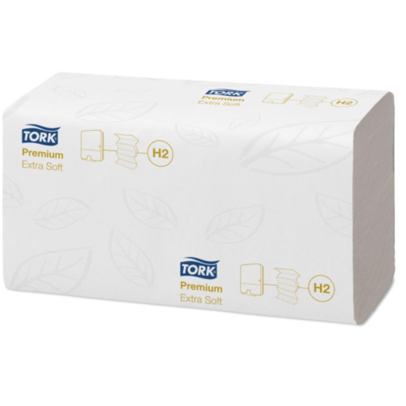 Tork Xpress® Extra Zachte Multifold Handdoek 2-laags XL Wit H2 Premium