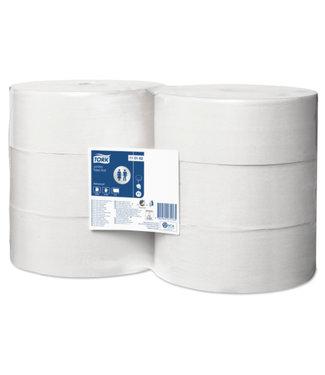 Tork Tork Jumbo Toiletpapier 1-laags Wit T1 Advanced