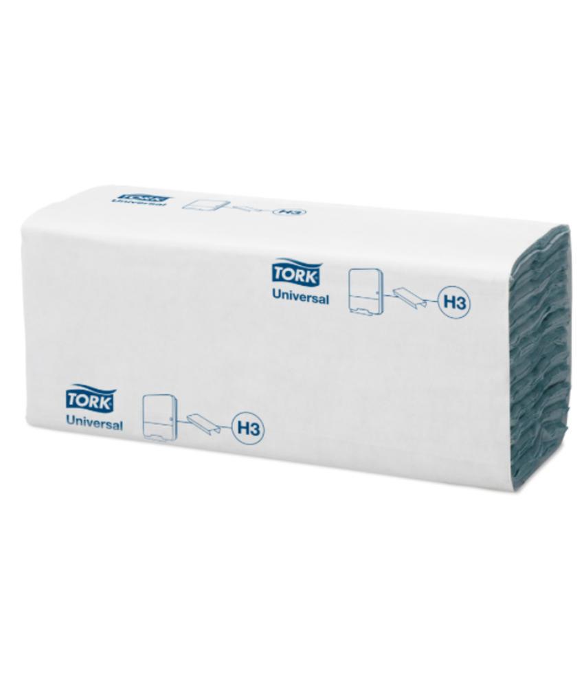 Tork C-vouw Handdoek 1-laags H3 Universal Blauw