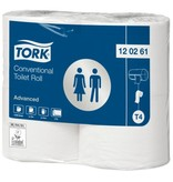Tork Tork Traditioneel Toiletpapier 2-laags Wit 496 Vel T4 Advanced