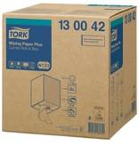 Tork Tork Wiping Plus Combi Rol Poetspapier 2-laags W1/W2/W3