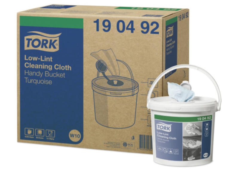Tork Tork Low-Lint Bucket Reinigingsdoek W10